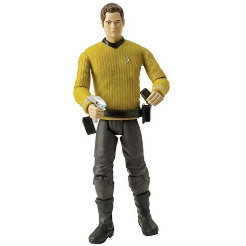 Necotoys Star Trek Kirk Oyuncak Figür 15 Cm Renkli
